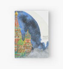 Russian Castle & Flying Castle Hardcover Journal
