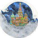 Russian Castle & Flying Castle by HAJRA MEEKS