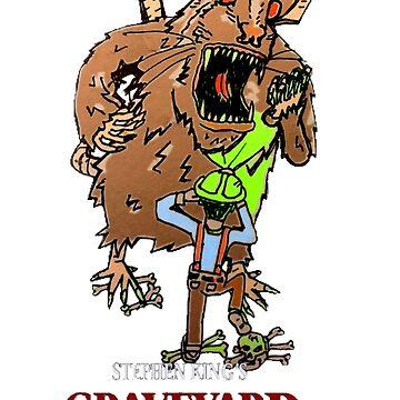 STEPHEN KING'S GRAVEYARD SHIFT by MattisMatt83
