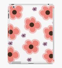 Vinilo o funda para iPad Flor oh flor