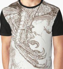Sindbad & the Roc Graphic T-Shirt