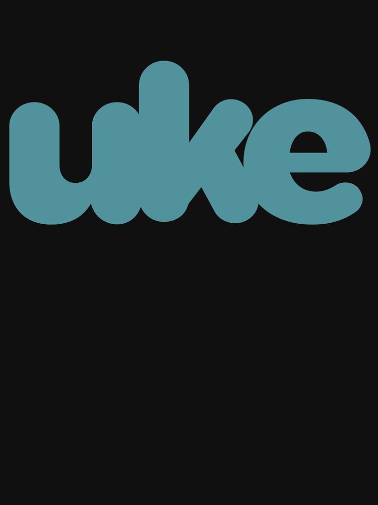 Uke by Psitta