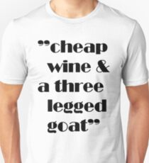 cheap wine Unisex T-Shirt