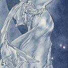 Indigo Mucha Star by HAJRA MEEKS