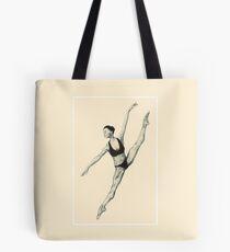 Dance Like Misty Copeland  Tote Bag
