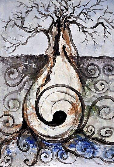 Tree of Desire by Stella  Shube As