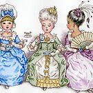Vintage Tea Party by HAJRA MEEKS