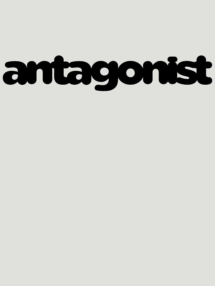 Antagonist by Psitta
