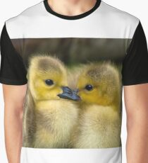Baby Duck Love Graphic T-Shirt