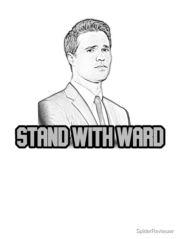 Stand with Ward (V.4) by SpiderReviewer