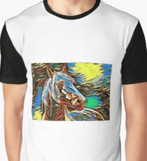 Illustration Graphic T-Shirt