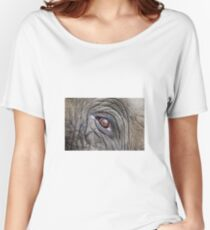 Elephant Eye Women's Relaxed Fit T-Shirt