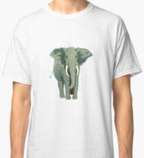 Elephant Full Illustration Classic T-Shirt