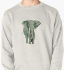 Elephant Full Illustration Pullover