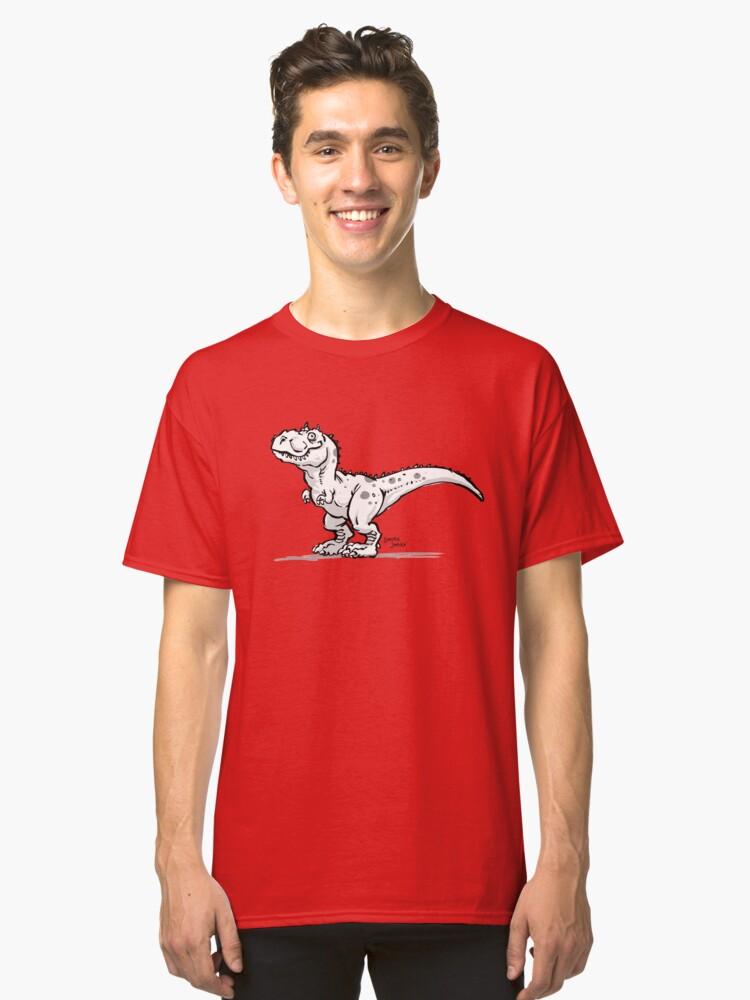 Alternative Ansicht von CORNIBUS DINO Classic T-Shirt