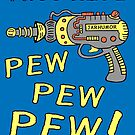 «Thug Life (Pew Pew Pew)» de jarhumor