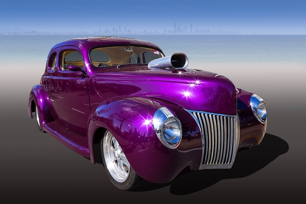 Candy Purple by Keith Hawley