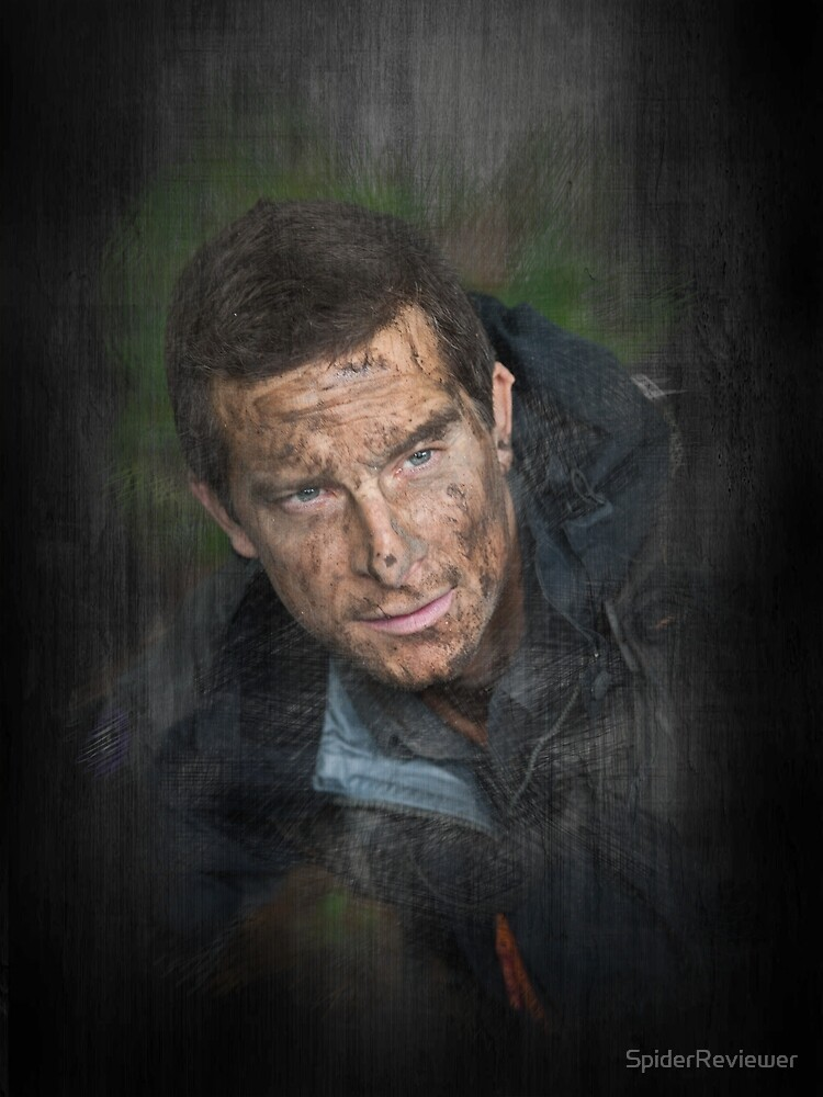 Bear Grylls Design by SpiderReviewer