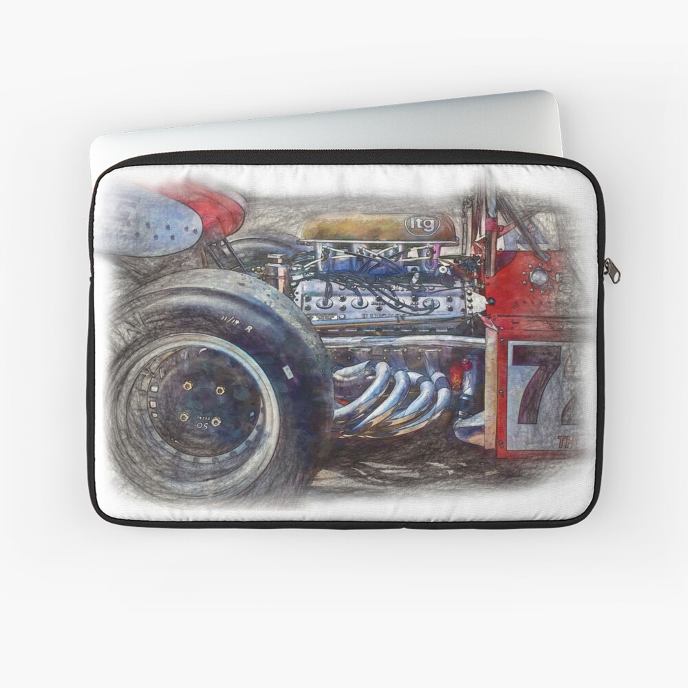 1972 Surtees TS9B Laptop Sleeve