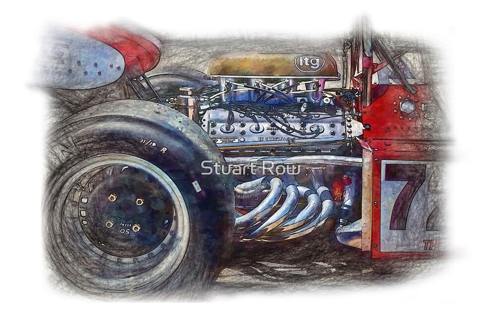 1972 Surtees TS9B by Stuart Row