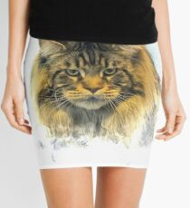 Purebred cat Mini Skirt