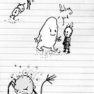 Loosey sketches 3 by inks