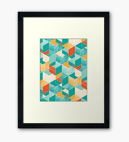Astral Slumber Framed Print