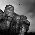 Roche Rock Cornwall von Samantha Higgs