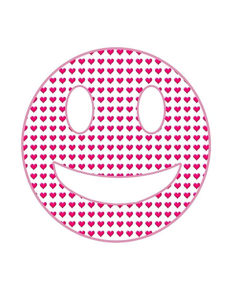 Love Heart Smiley-Face by ScottHarrand