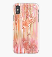 Tiger in the Trees iPhone Case