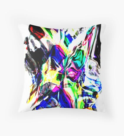 PSYCHADELIC  Throw Pillow