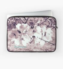 The Air of Spring Laptop Sleeve