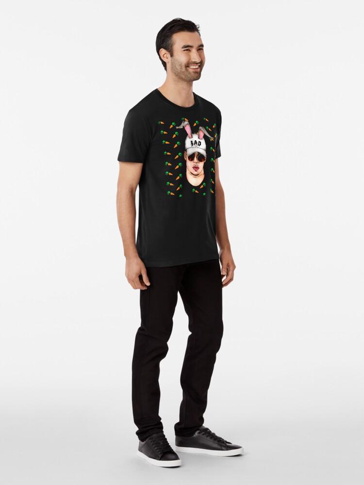 Alternative Ansicht von Karotte für mein schlechtes Häschen Premium T-Shirt