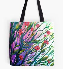 Morning Breeze - Flowers Tote Bag