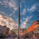 The Spire by Gerry Chaney