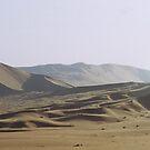 Deep desert ramblings by Peter Doré