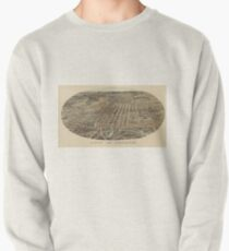 Vintage Map of London Canada (1896) Pullover