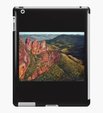 Blue Mountains, Australia iPad Case/Skin