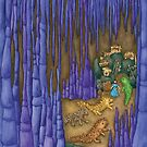 Esmeralda's Dragon Cave by astrongwater