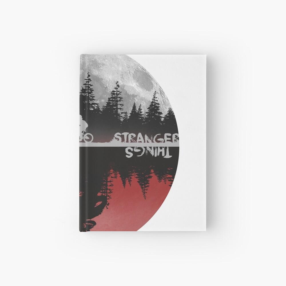 Stranger Things Hardcover Journal