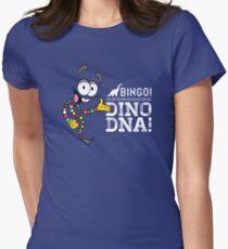 Jurassic Bingo! Women's Fitted T-Shirt