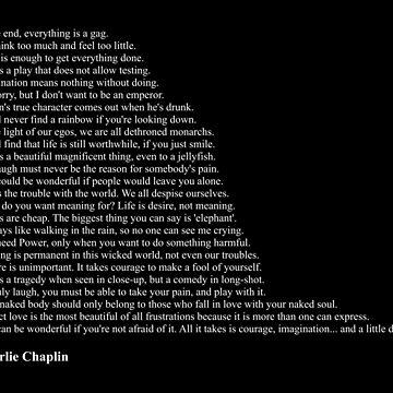 Charlie Chaplin Quotes by qqqueiru