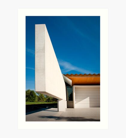 Australian National Portrait Gallery, Canberra Art Print