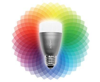 Smart Led Light - Bluetooth LED Smart Bulb - LED Striplight by Ted Santos