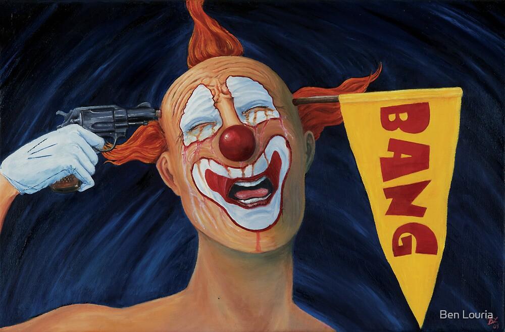 The Clowngun Tragicomedy by Ben Louria