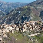 The Abandoned Village of Romagnano Al Monte in the Southern Italian Mountains by Jon Shore