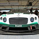 Bentley Continental GT3 by Tom Gregory