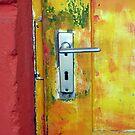 Yellow Door by villrot