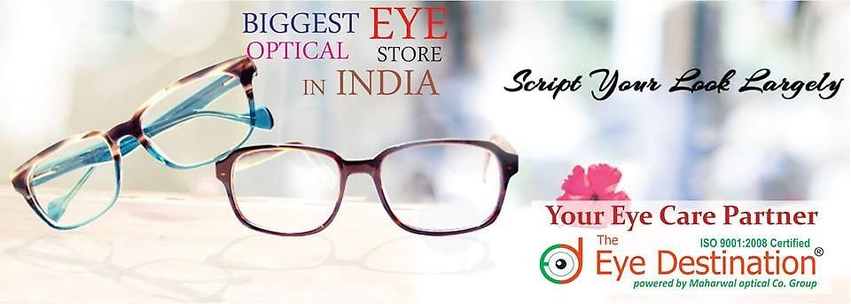 optical stores by Eyedestination