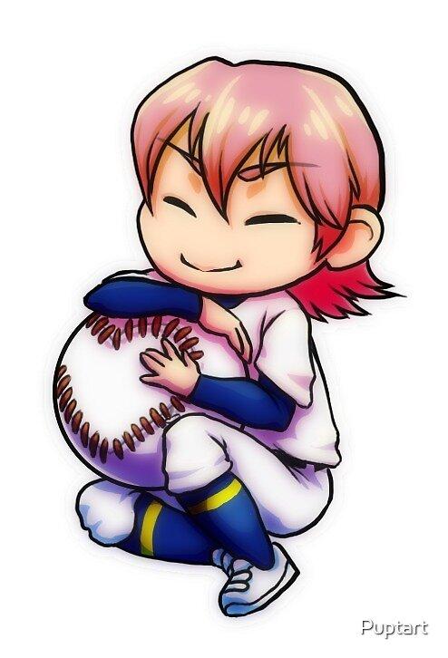 Ryosuke Kominato Chibi Heart by Puptart